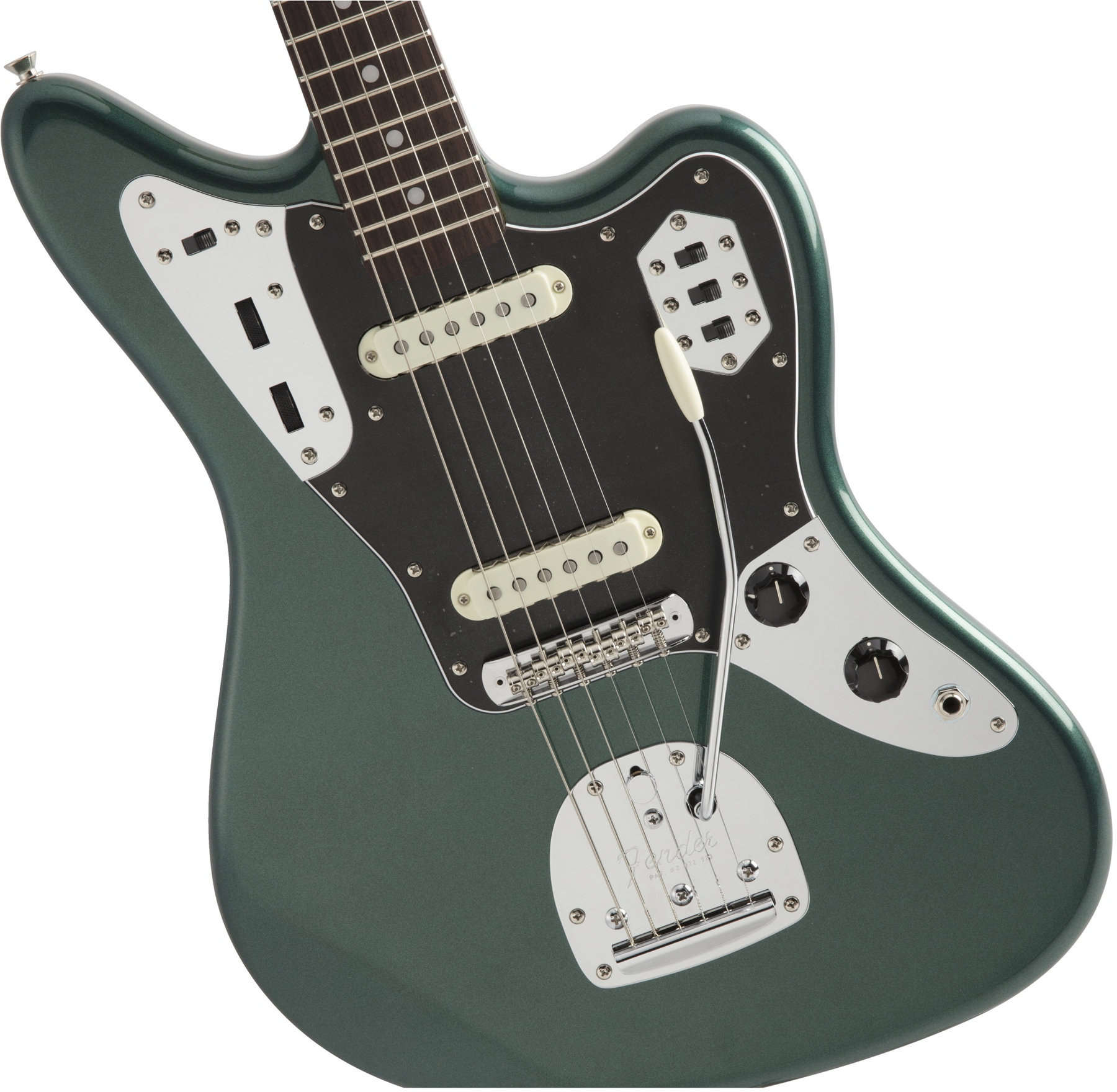 Made in Japan Hybrid 60s Jaguar Sherwood Green Metallic追加画像