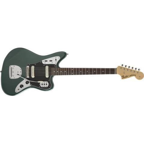 Fender-ジャガーMade in Japan Hybrid 60s Jaguar Sherwood Green Metallic