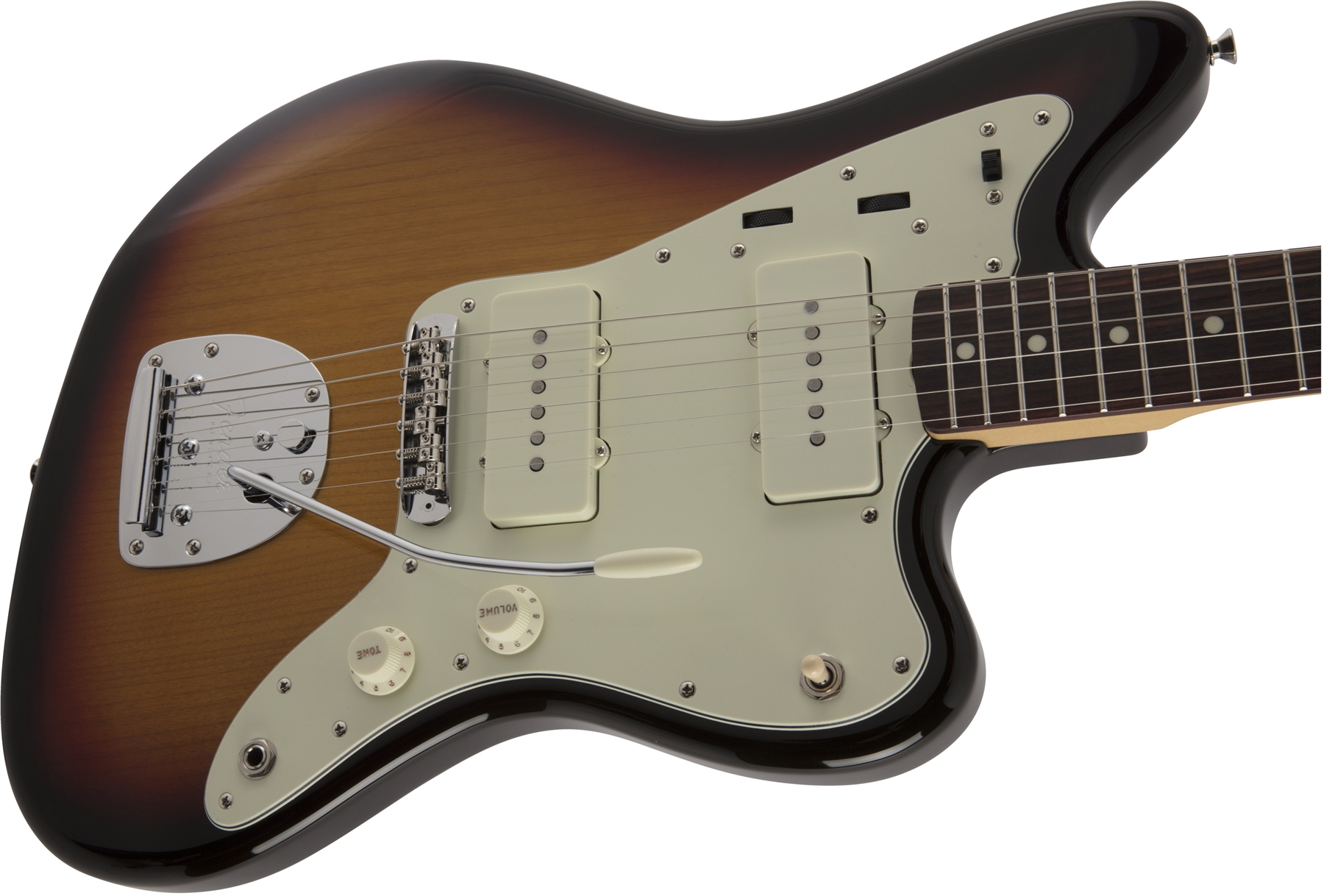 Made in Japan Hybrid 60s Jazzmaster 3-Color Sunburst追加画像