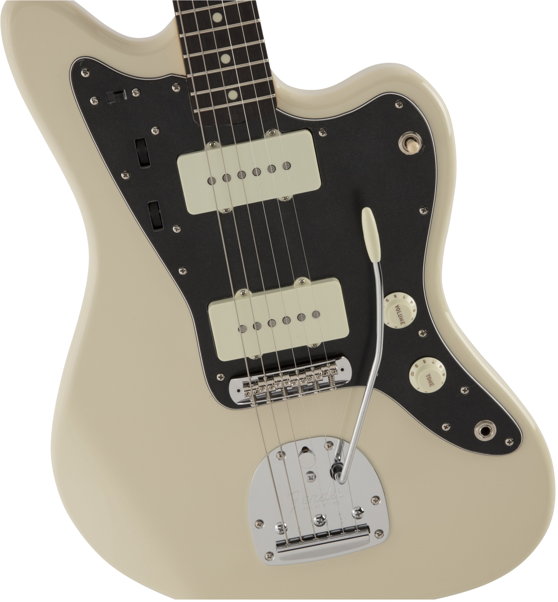 Made in Japan Hybrid 60s Jazzmaster Olympic White追加画像