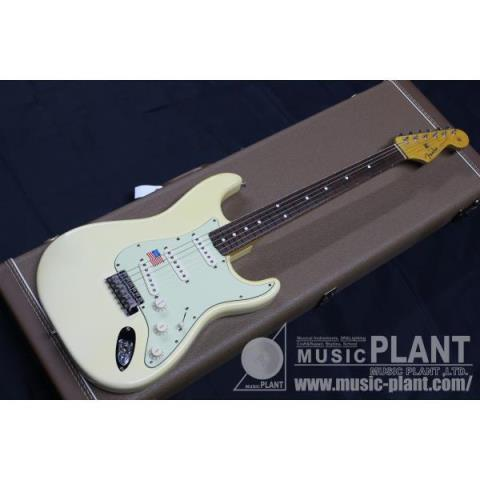 Fender USA-ストラトキャスター2007 American Vintage 62 Stratocaster Thin Lacquer OWT