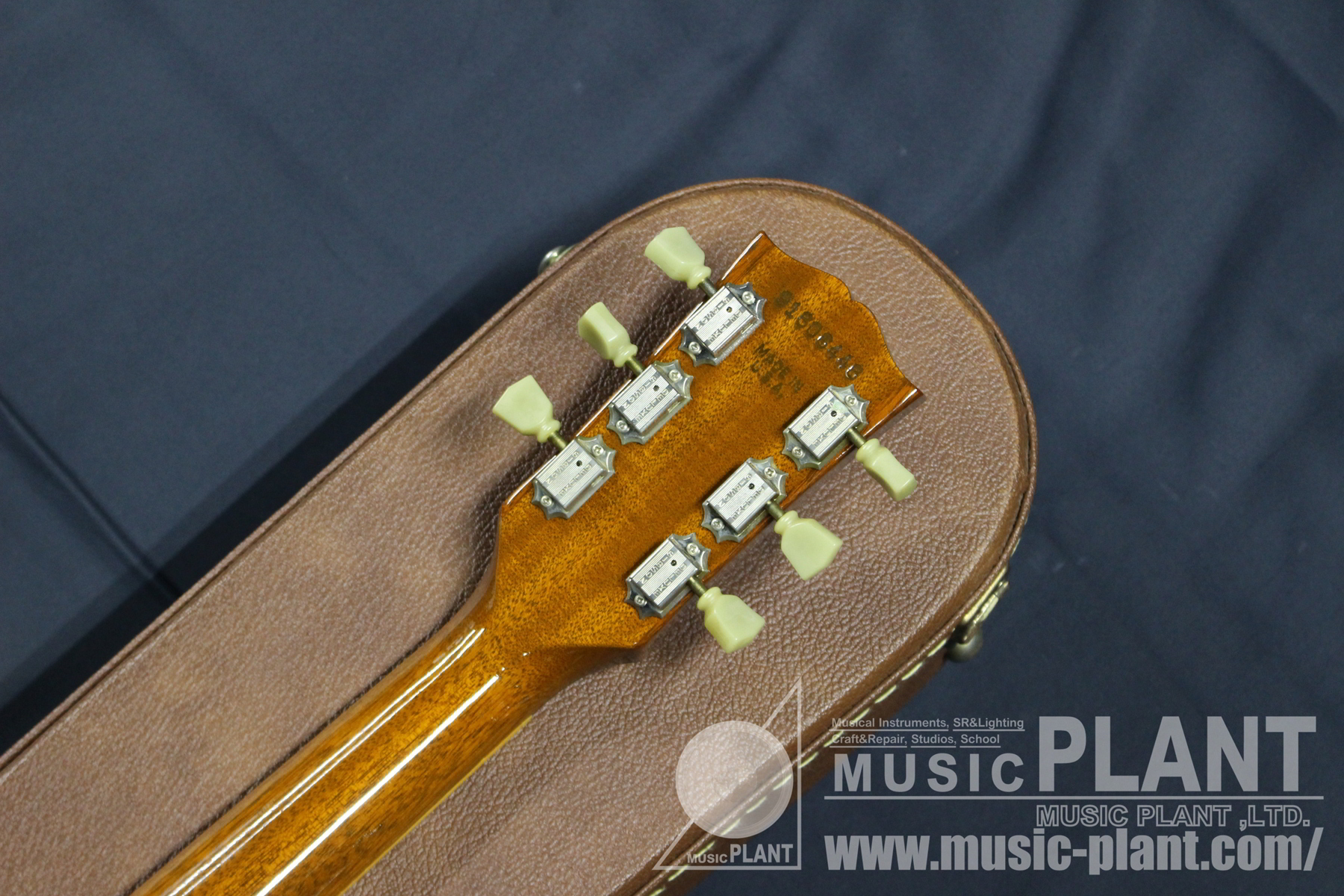 1996 Les Paul Standard Honey Burst追加画像