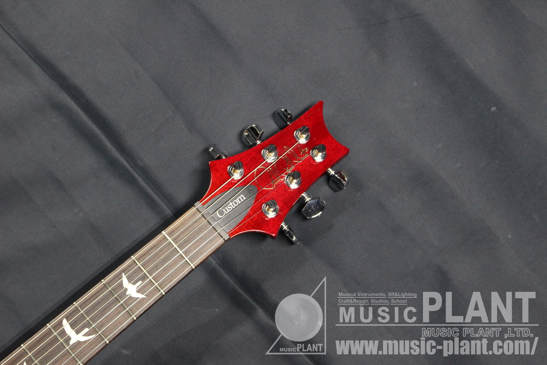 S2 CUSTOM24 Scarlet Redヘッド画像
