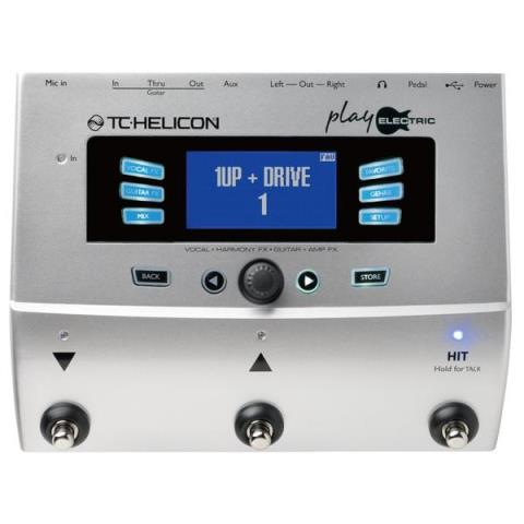 TC-HeliconPLAY ELECTRIC