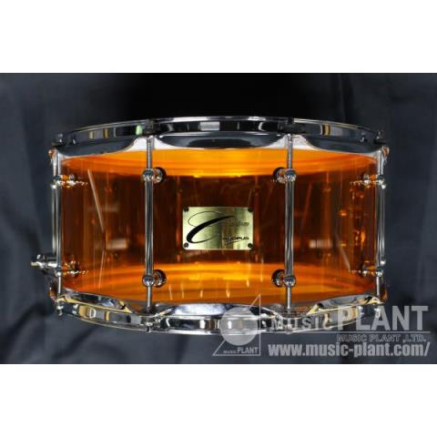 "Acrylic Snare 14""×6.5"" 10テンション 特注オーダーサムネイル"