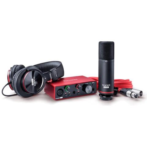 FocusriteScarlett Solo Studio Pack Gen3