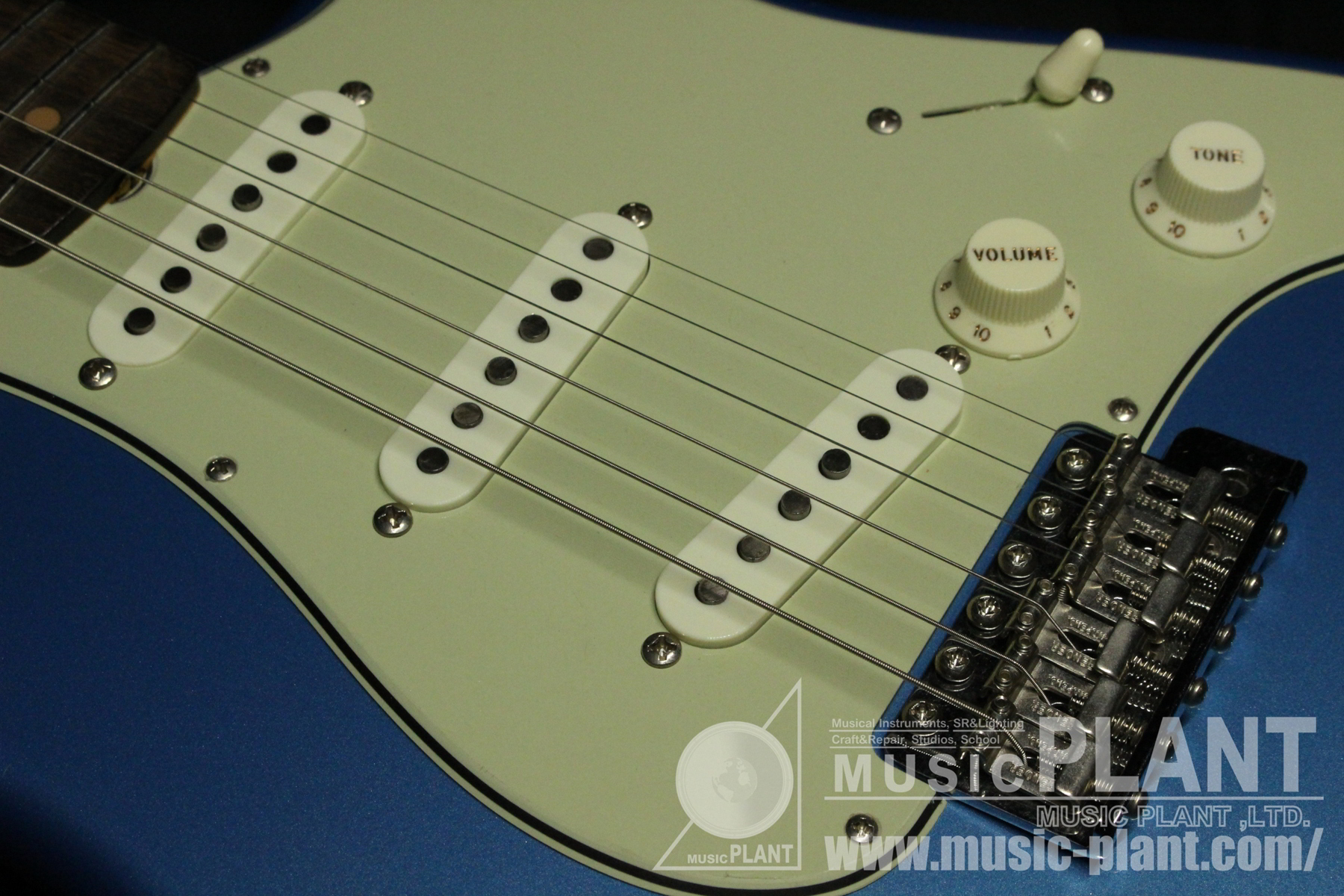 Custom Shop Vintage Custom 1959 Stratocaster Lake Placid Blue追加画像