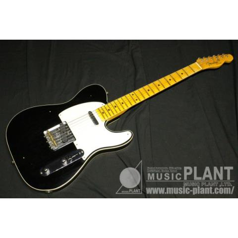 FenderCustom Shop Limited Edition 1950s Telecaster Journeyman Relic Aged Black