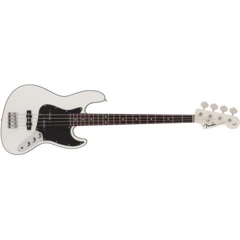 Fender-エアロダインエレキベースMADE IN JAPAN AERODYNE II JAZZ BASS Arctic White