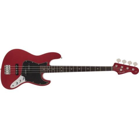 Fender-エアロダインエレキベースMADE IN JAPAN AERODYNE II JAZZ BASS Candy Apple Red