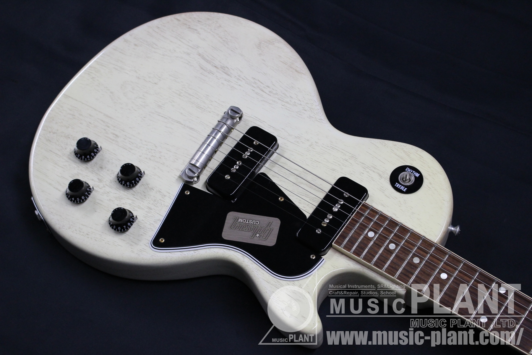Historic Collection 1960 Les Paul Special Single Cut VOS TV White追加画像