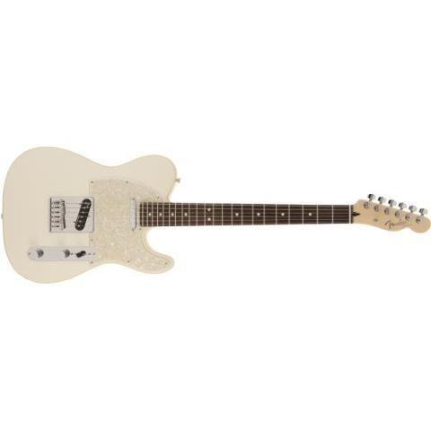 Fender-テレキャスターMADE IN JAPAN MODERN TELECASTER Olympic Pearl