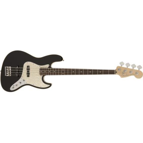Fender-ジャズベースMADE IN JAPAN MODERN JAZZ BASS Black