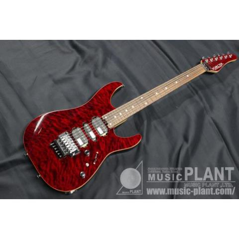 SCHECTER-エレキギターNV-III-24-AL RED/R