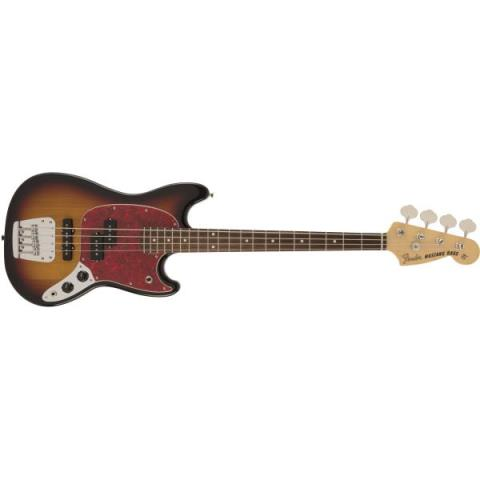 Fender-ムスタングベースMADE IN JAPAN HYBRID MUSTANG BASS  3-Color Sunburst