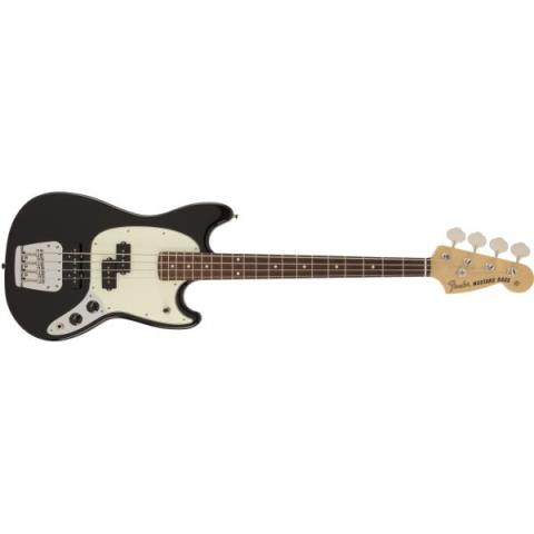 Fender-ムスタングベースMADE IN JAPAN HYBRID MUSTANG BASS  Black