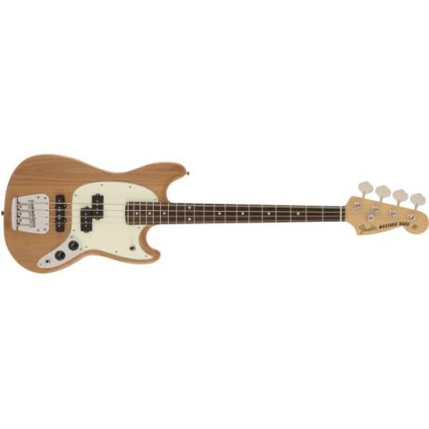 Fender-ムスタングベースMADE IN JAPAN HYBRID MUSTANG BASS  Natural