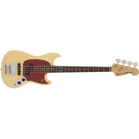 Fender-ムスタングベースMADE IN JAPAN HYBRID MUSTANG BASS  Vintage White