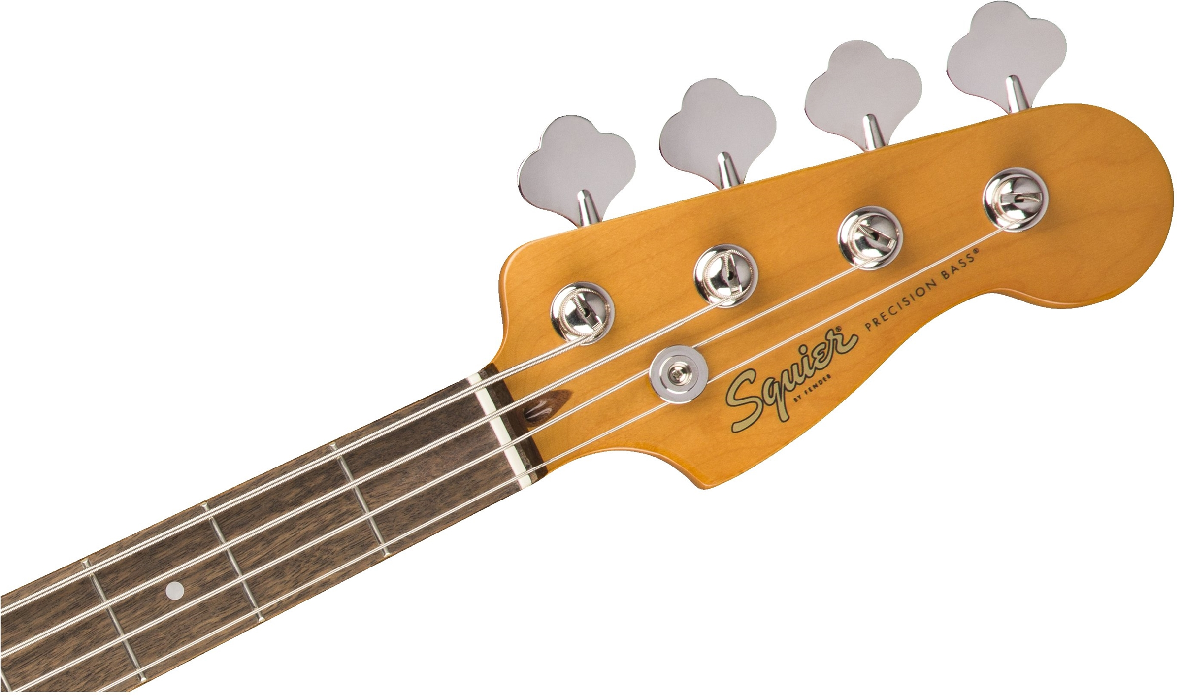 SQ CV 60s P BASS Olympic Whiteヘッド画像