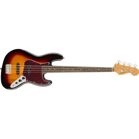 Squier-ジャズベースSQ CV 60s JAZZ BASS 3-Color Sunburst