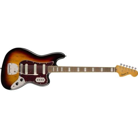 Squier-ベースシックスSQ CV BASS VI 3-Color Sunburst