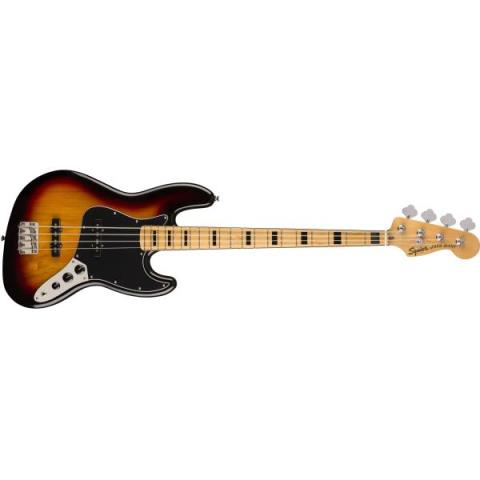 Squier-ジャズベースSQ CV 70s JAZZ BASS 3-Color Sunburst