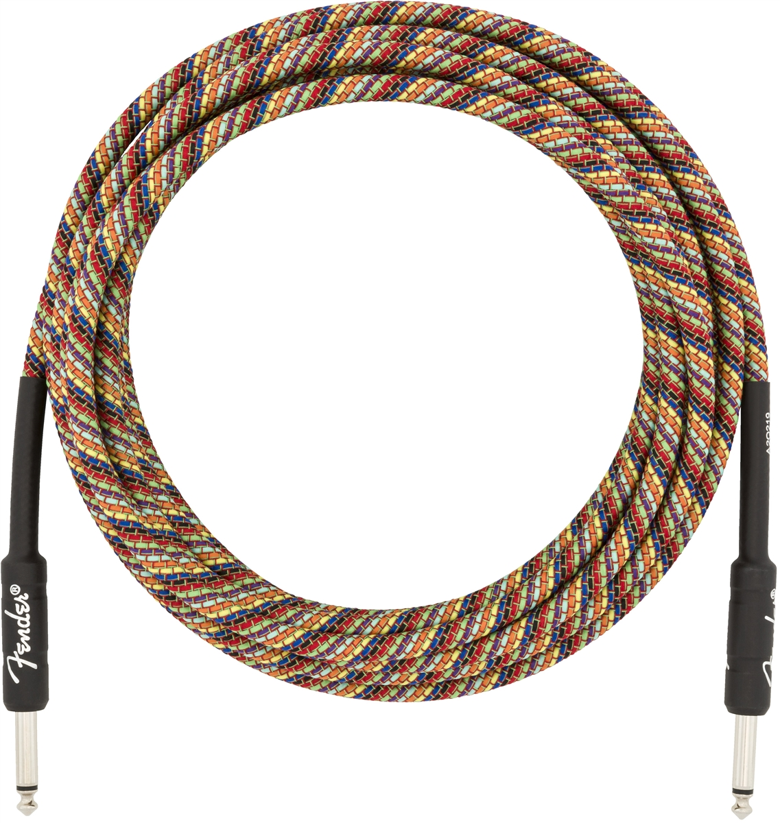 Festival Instrument Cable, Rainbow 18.6FT追加画像