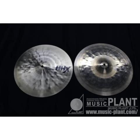 "Sabian-ハイハットセットManhattan Jazz HHX 14"" HI HAT SET"