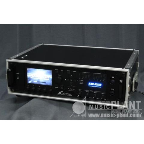 FRACTAL Audio Systems-サウンド・プロセッサーAxe-Fx III  w/ARMOR RACK CASE 3U(D360)