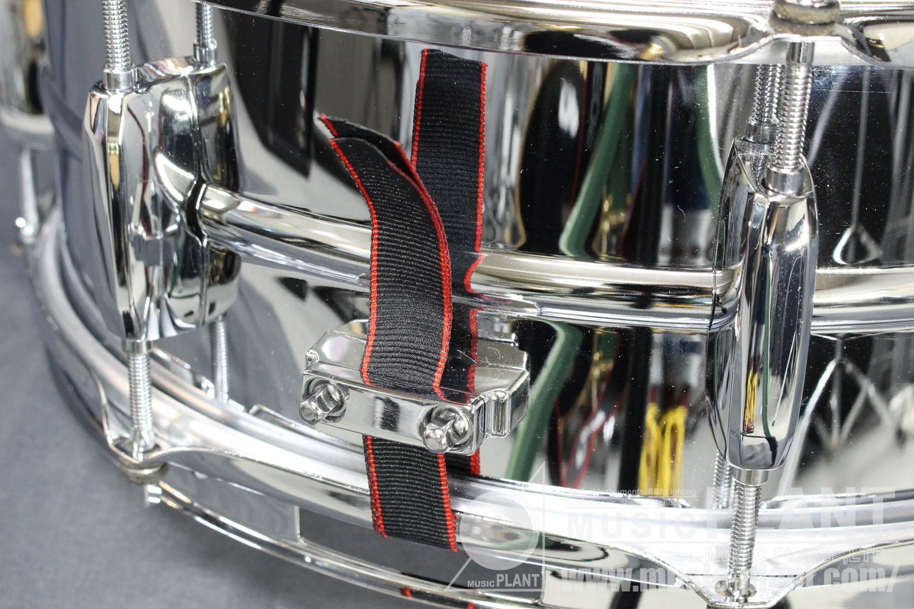 MIRROR CHROME STEEL SHELL 14x5.5追加画像
