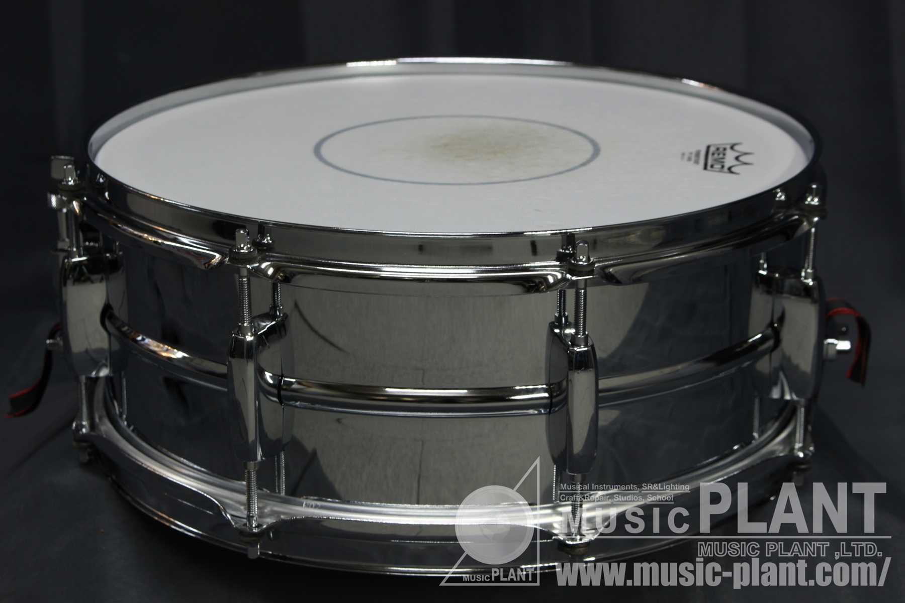 MIRROR CHROME STEEL SHELL 14x5.5背面画像