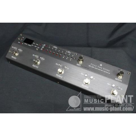 Free The Tone-AUDIO ROUTING CONTROLLERARC-53M Silver