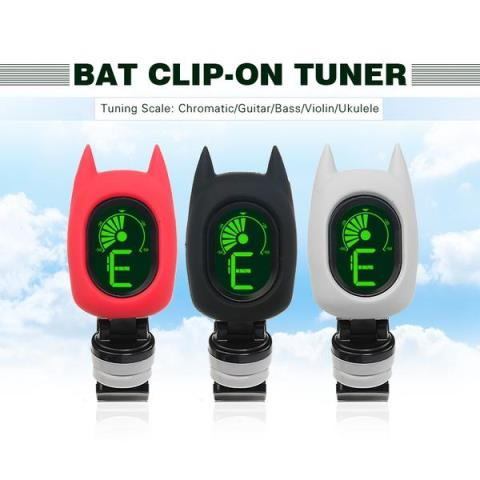 A72 Clip-on Cartoon Bat Tunerサムネイル