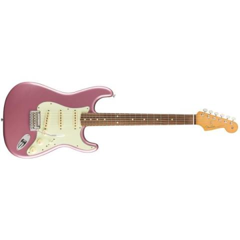 Fender-ストラトキャスターVINTERA '60S STRATOCASTER MODIFIED Burgundy Mist Metallic