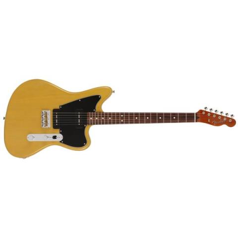 Limited Mahogany Offset Telecaster P90  Yellow Transサムネイル