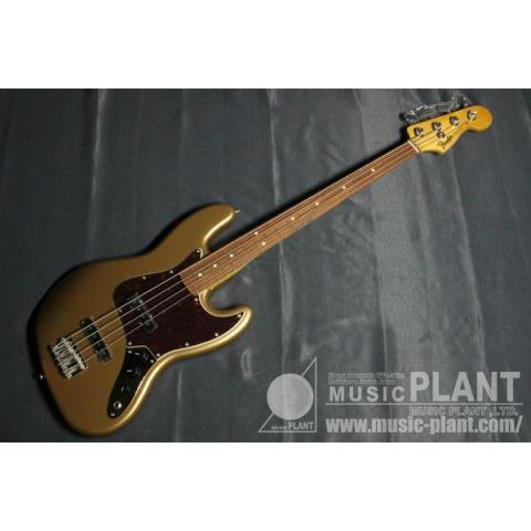 FenderVintera '60s Jazz Bass Firemist Gold