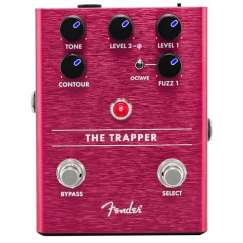 Fender-ファズThe Trapper Dual Fuzz
