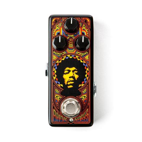 Jim Dunlop-ファズJHW4:''69 Psych Series Band Of Gypsys™ Fuzz