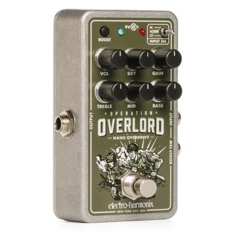 electro-harmonix-Allied OverdriveNano Operation Overlord