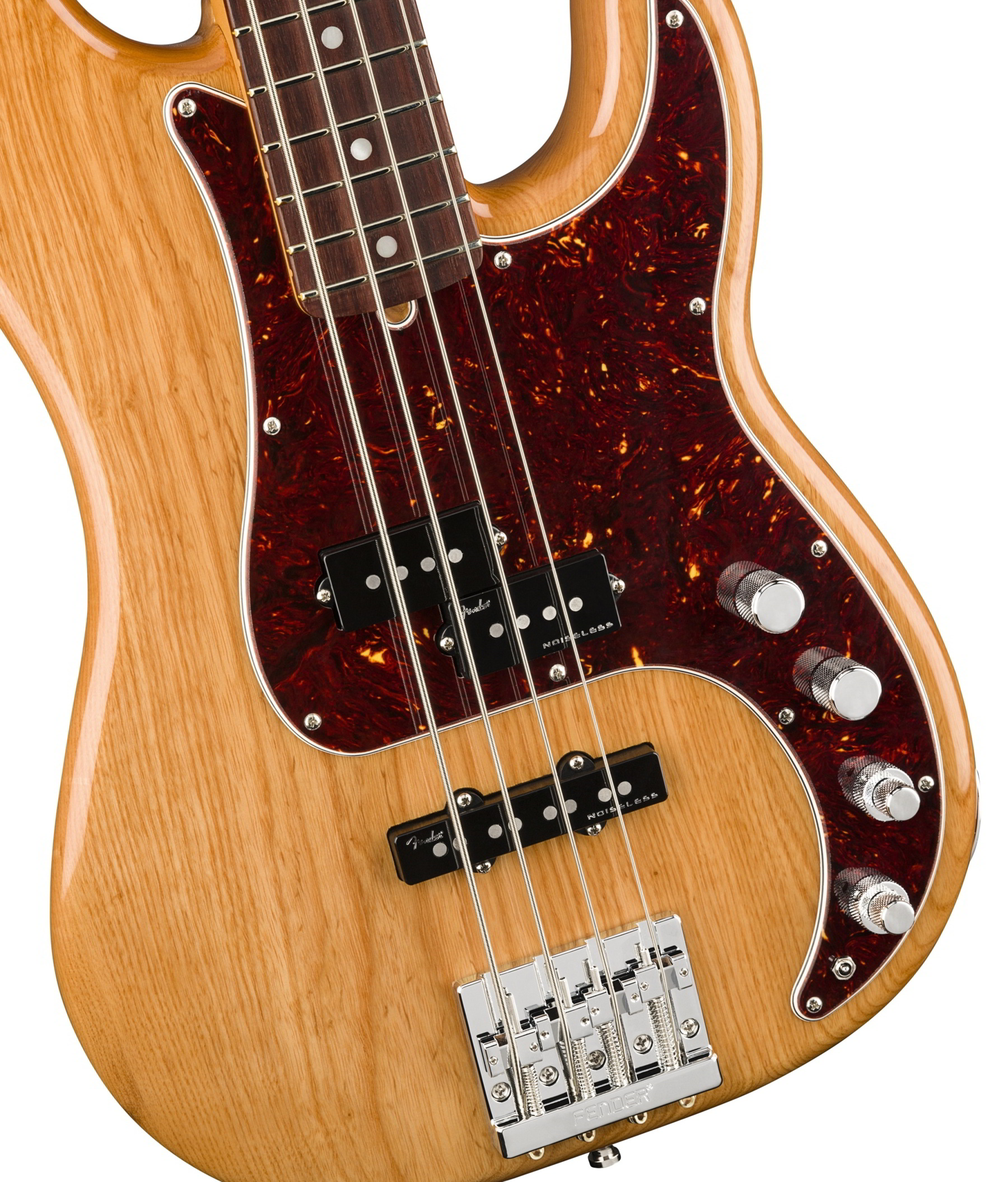 American Ultra Precision Bass Aged Natural追加画像