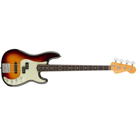 Fender-プレシジョンベースAmerican Ultra Precision Bass Ultraburst