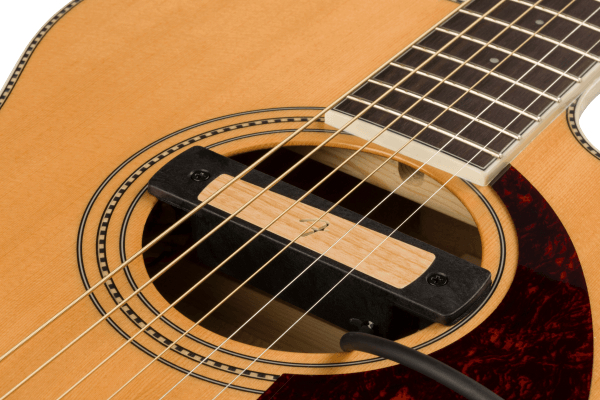 Cypress Single-Coil Acoustic Soundhole Pickup追加画像