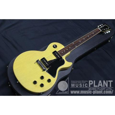 Gibson Custom Shop-レスポールスペシャルHistoric Collection 1960 Les Paul Special Single Cut TV YELLOW