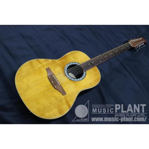 Ovation1751 Standard Balladeer Natural