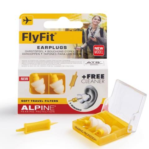 ALPINE HEARING PROTECTIONFly Fit MINI GRIP