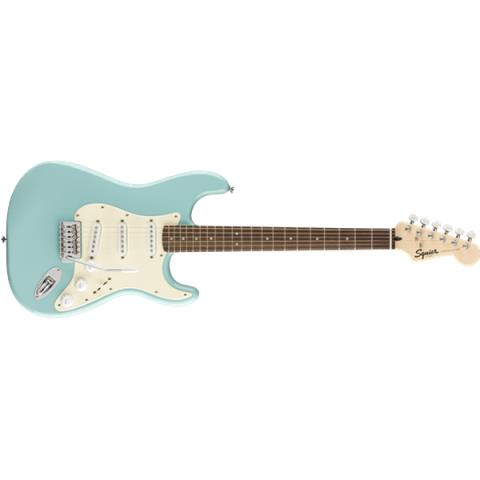 Squier-ストラトキャスターBullet Strat with Tremolo Tropical Turquoise