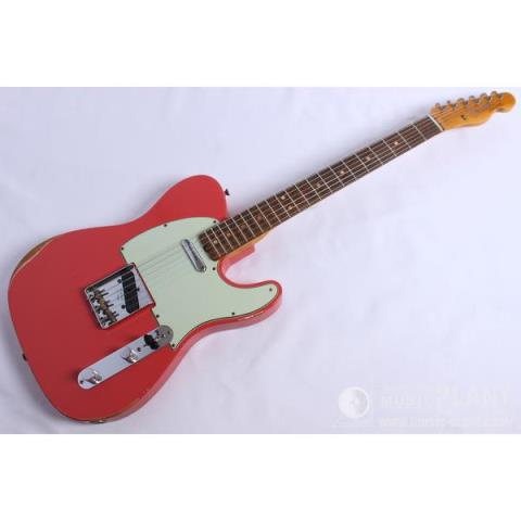 FenderLimited Edition 1963 Telecaster Relic Fiesta Red