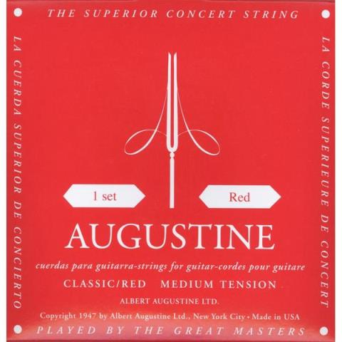 AUGUSTINECLASSIC RED set