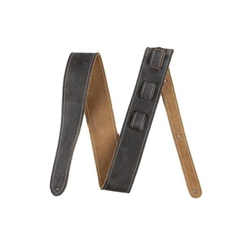 FenderRoad Worn Strap BLACK 2