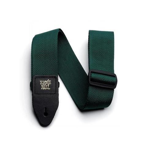 ERNIE BALL-ストラップForest Green Polypro Strap